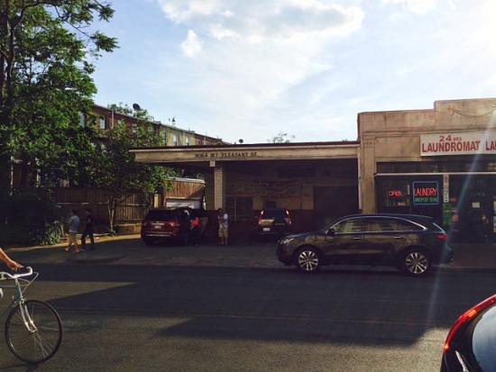 Six-Unit Condo Project Proposed For Mount Pleasant Auto Garage: Figure 1