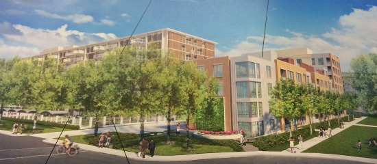 295-Unit Apartment Project Planned for the Southwest Waterfront: Figure 2