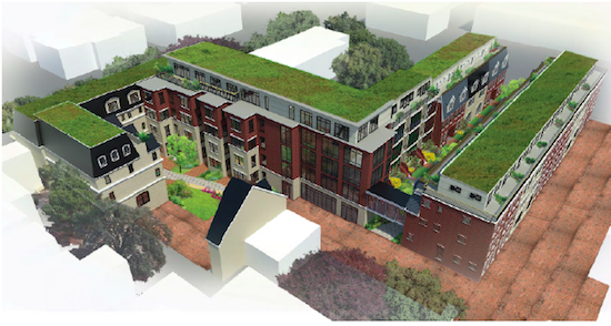 45-Unit Residential Project Planned For Capitol Hill Auto Shop Moves Forward: Figure 2