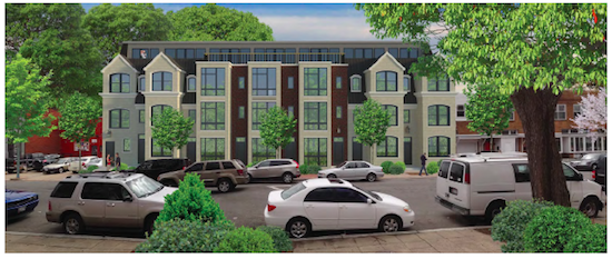 45-Unit Residential Project Planned For Capitol Hill Auto Shop Moves Forward: Figure 1