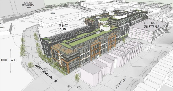 Boundary Companies, JBG Propose 691-Unit Mixed-Use Project for Eckington: Figure 4