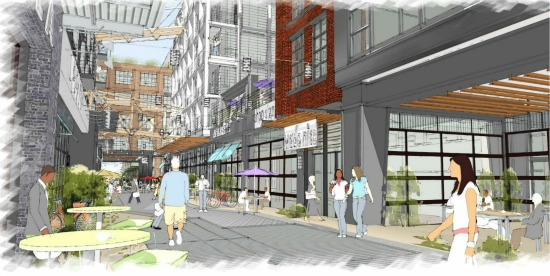 Boundary Companies, JBG Propose 691-Unit Mixed-Use Project for Eckington: Figure 3