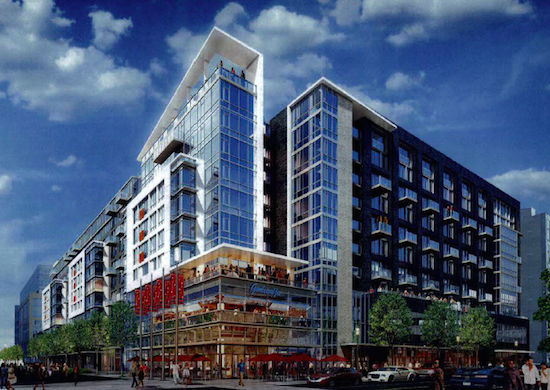 Zoning Commission Gives Final Nod to Half Street: Figure 1