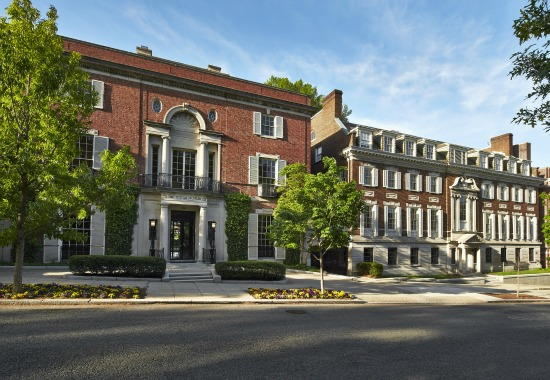 The Best House Transformation That We Will Never Get to See -- Jeff Bezos' New Kalorama Home: Figure 1