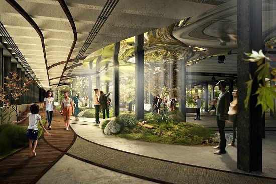 Could the Dupont Underground Become a Subterranean Park?: Figure 2