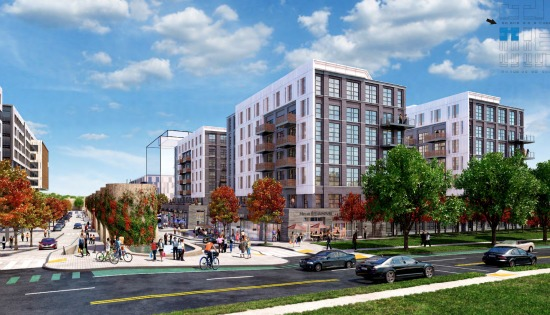 Vision McMillan Partners Heads Back to Zoning for 236-Unit Building: Figure 1