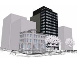 Micro-Unit Hotel Proposed near Mount Vernon Square Would Have No Parking
