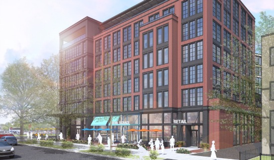 180-Unit Mixed-Use Development Planned For Hill East: Figure 3