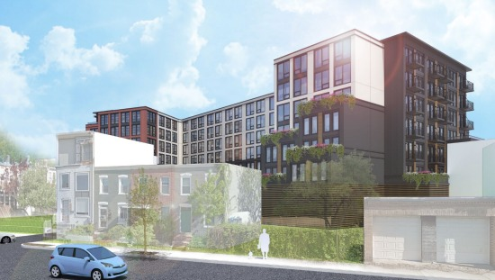 180-Unit Mixed-Use Development Planned For Hill East: Figure 4