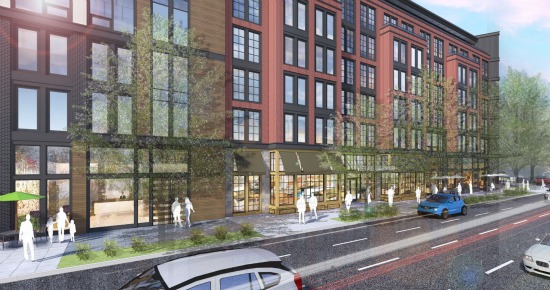 180-Unit Mixed-Use Development Planned For Hill East: Figure 2