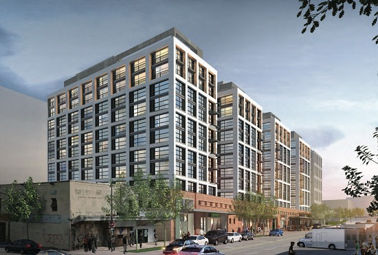 Minor Modifications Sought for Shapiro Residences at Union Market: Figure 1