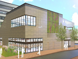 Douglas' Latest Plans for the Addition to the Hecht Warehouse Redevelopment