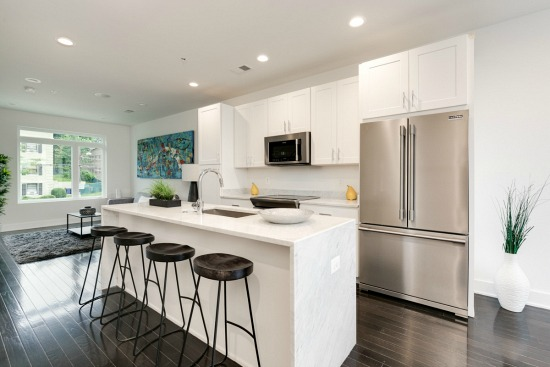 6 Spacious, New Townhomes Debut at Brookland Metro: Figure 1
