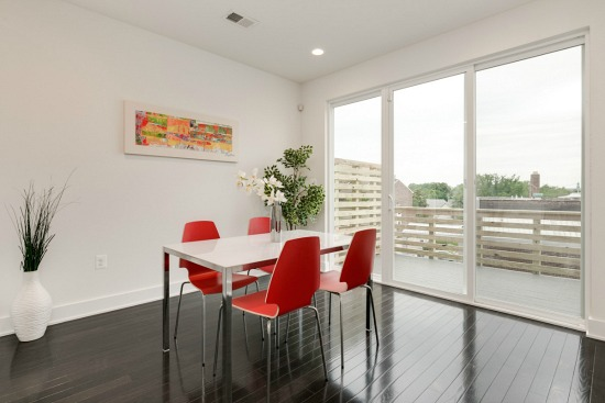 6 Spacious, New Townhomes Debut at Brookland Metro: Figure 2