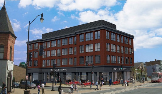 36-Unit Fundrise Project on H Street Moves Forward: Figure 1