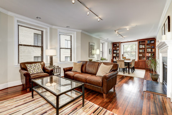 Best New Listings: 1,150 Square Feet in Dupont and a Buyer Favorite in Bloomingdale: Figure 1