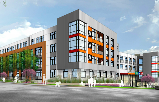 "319-Unit ""Hip"" Wheaton Development May Be Moving Forward: Figure 1"