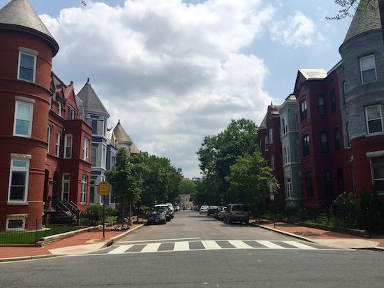DC's Hidden Places: Westminster Street: Figure 1