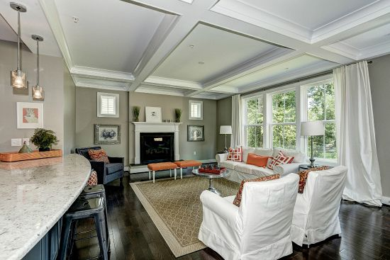 First Open House for Two New & Expansive Kensington Homes: Figure 1