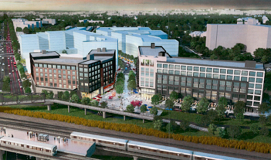 The 4,300 Units Coming to Eckington and the Rhode Island Avenue Corridor: Figure 1