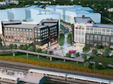 Massive 1,550 Unit Mixed-Use Project Proposed Near Rhode Island Avenue Metro