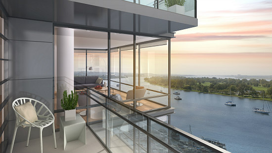 Inside Two Residential Buildings Planned at The Wharf: Figure 3