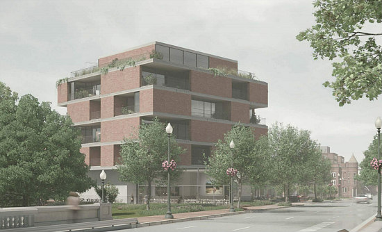 A Look at Eastbanc's 8-Unit Project on the Edge of Georgetown: Figure 1