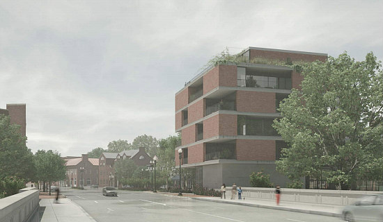 A Look at Eastbanc's 8-Unit Project on the Edge of Georgetown: Figure 4