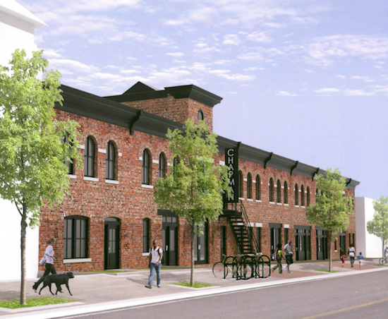 Chapman Stables Development Needs to Alter Roof Addition Before Key Approval: Figure 1