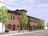 110-Unit Chapman Stables Development in Truxton Circle Goes Condo