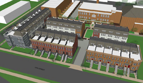 Capitol Hill Schoolhouse-to-Residential Conversion Gets Approval: Figure 3