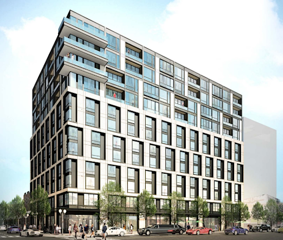 Hotel and Apartment Development Planned For 5th and I: Figure 1