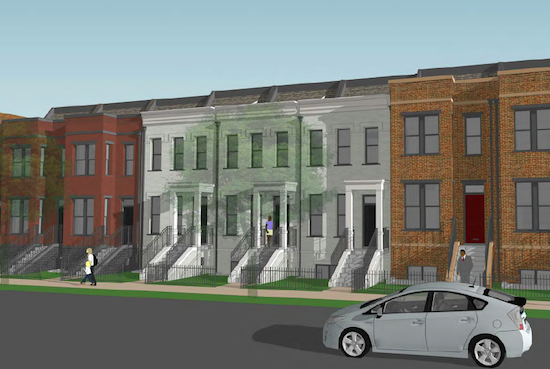 Capitol Hill Schoolhouse-to-Residential Conversion Gets Approval: Figure 4