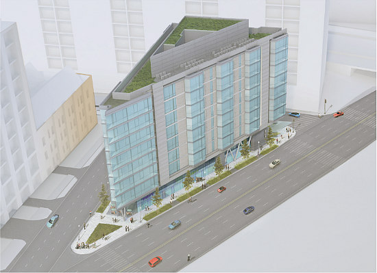 50 to 60-Unit Residential Project Planned For Triangular Plot Near Union Market: Figure 1