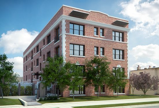 New, 16-Unit Boutique Condo Comes to Historic Bloomingdale: Figure 1