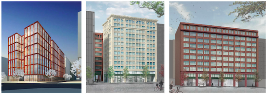 JBG Proposes Residences, Retail, Office Space and Seven-Screen Theater in NoMa: Figure 1