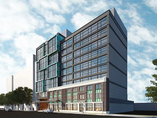 Union Market's Boutique Hotel Gets Initial Approval: Figure 1