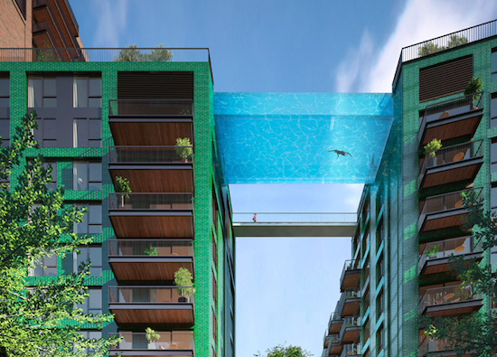Palm Sweat-Inducing, Sky Pools Become Latest Luxury Apartment Amenity: Figure 2