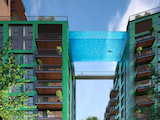 Palm Sweat-Inducing, Sky Pools Become Latest Luxury Apartment Amenity