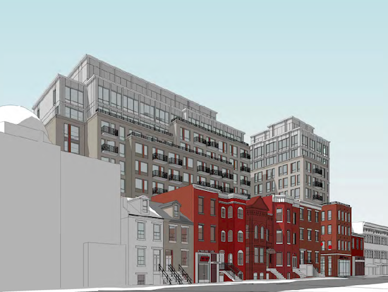 Monument Realty Proposes 133-Unit Residential Project For Chinatown: Figure 2