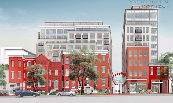 Monument Realty Proposes 133-Unit Residential Project For Chinatown: Figure 1