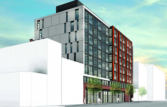 An Updated Look for 315 H Street: Figure 1