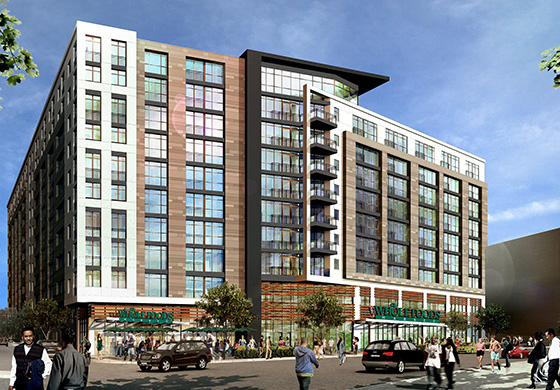 DC Council Approves Bill For 393 Units, Whole Foods in Shaw: Figure 1