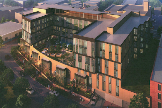 130 Residences, Offices and a Playhouse: The Plans For Anacostia's Main Drag: Figure 1