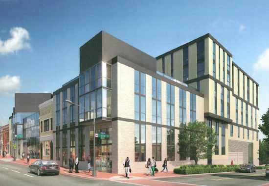 130 Residences, Offices and a Playhouse: The Plans For Anacostia's Main Drag: Figure 3