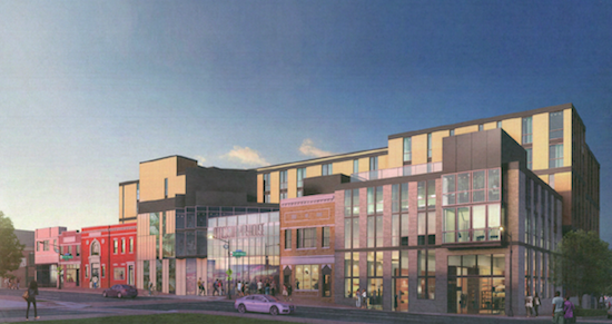 130 Residences, Offices and a Playhouse: The Plans For Anacostia's Main Drag: Figure 2