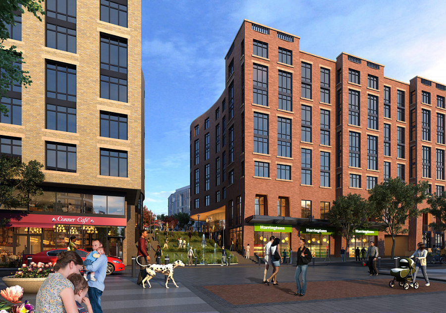 Three Schools 290 Units And A Grocery Store Georgetown