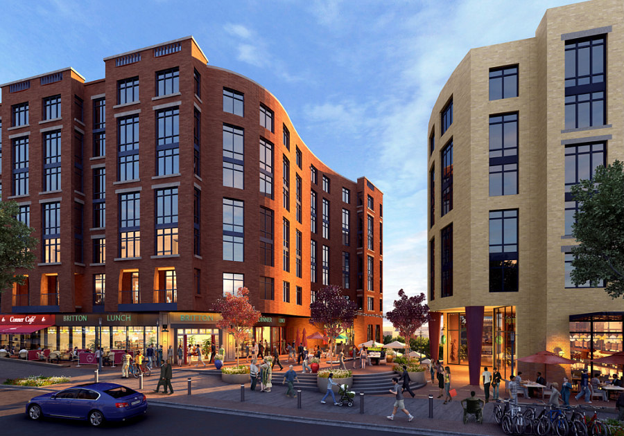 Three Schools, 290 Units and a Grocery Store: Georgetown ...