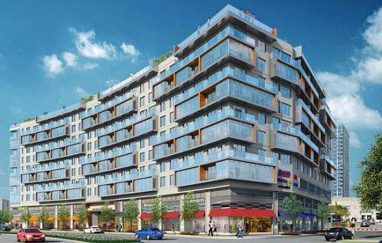 Arlington Looks to Approve Amendment For Pentagon City Costco Development: Figure 1