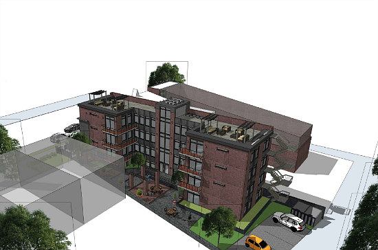8-Unit Residential Conversion Planned For Trinidad: Figure 2